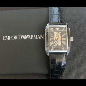 Emporio Armani Gents Automatic Watch